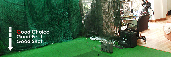 Sammy's Golf Studio - fitting image